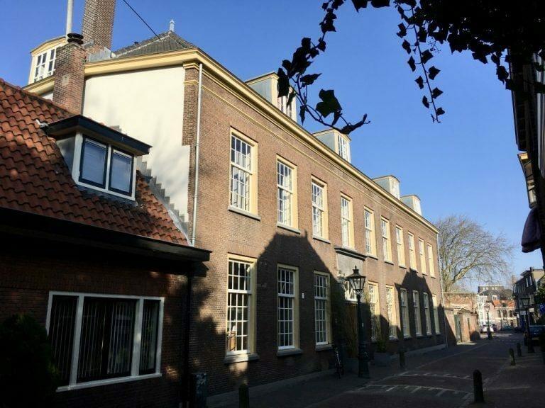 Broekbakema - Wees- en Oudeliedenhuis