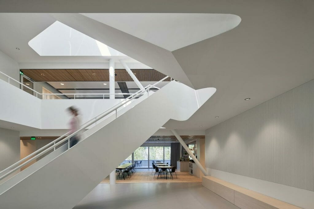 Popma & ter Steege Architecten - Nucleus Building