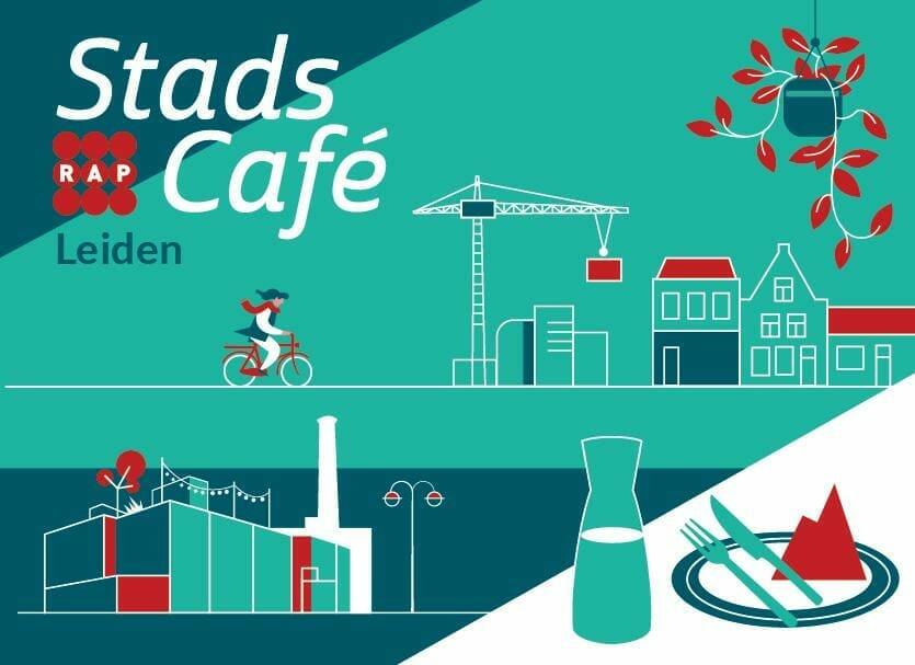 Stadscafé #13: Leiden in Beweging