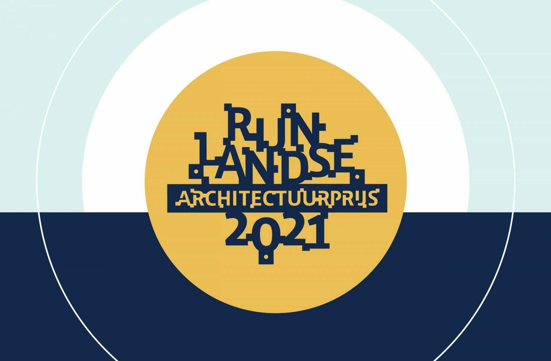Feestelijke uitreiking Rijnlandse Architectuur Prijs editie 2021