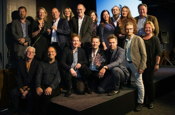 Naturalis wint Architectuur Prijs